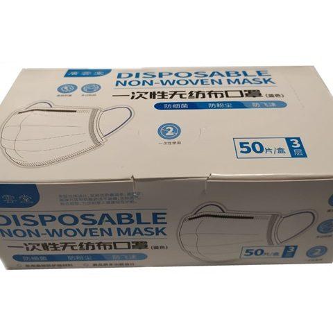 Disposable Non-Woven Mask