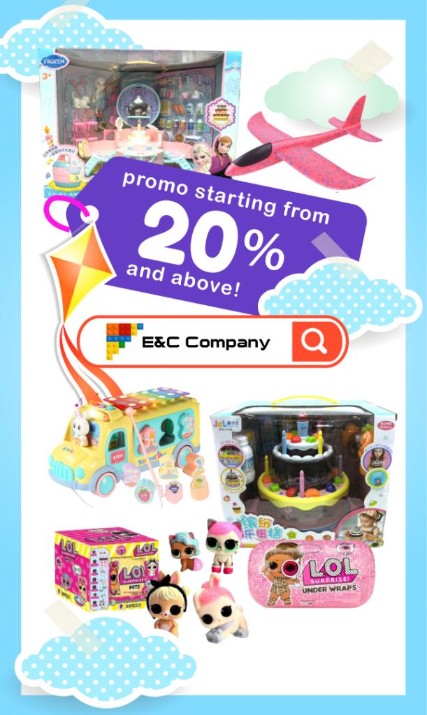 Promo-Sale---E&C-Company
