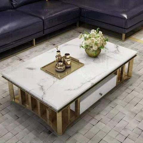 Natural Marble Coffee table