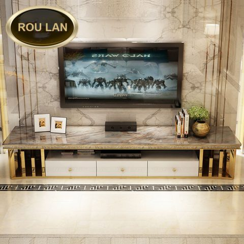 Natual Marble TV table