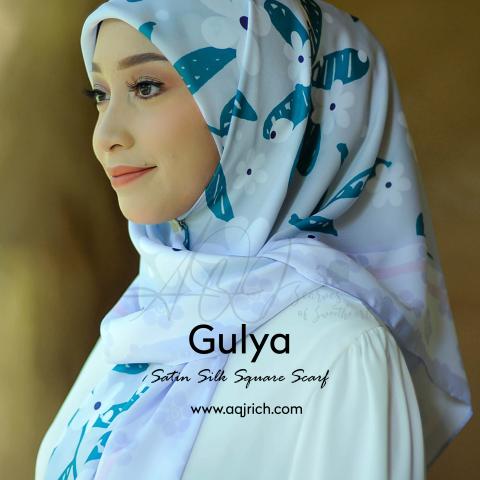 GULYA Periwinkle | Teal Green
